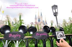 Announcing pregnancy at Disney!
