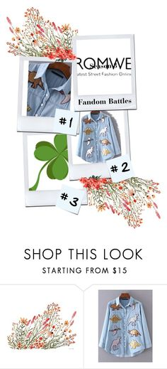 """""""Untitled #73"""" by jjohanaa ❤ liked on Polyvore featuring WithChic and Post-It"""