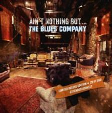 The Blues Company-Ain't Nothing But... The Blues Company  CD with DVD NEW