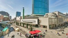 Image result for rotterdam center