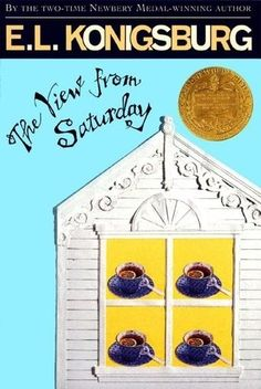The View from Saturday, by E. L. Konigsburg | 38 Perfect Books To Read Aloud With Kids