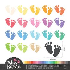 Color Television, Baby Posters, Baby Footprints, Open Book, Baby Feet, Baby Prints, Craft Projects, Card Making, Clip Art