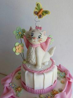 Aristogatos cake