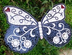 Every Moment is a Gift Mosaic Butterfly | Flickr - Photo Sharing!