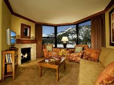 VRBO.com #326367 - Resort at Squaw Creek,Ski/in/Out, Heated Pools,Hot Tubs,Ice Rink,Spa,View! Fun!