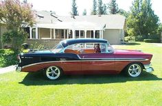 '56 Chevy Bel Air