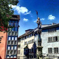 Stüssibrunnen with mr. Stüssi at Zurich Niederdörfli #stussihofstatt #niederdorf #swiss #switzerland #zurich #zürich #zuerich  M Y  H A S H T A G :: #pdeleonardis C O P Y R I G H T :: @pdeleonardis C A M E R A :: iPhone6  #visitzurich #ourregionzurich #Zuerich_ch #igerzurich #Züri #zurich_switzerland #ig_switzerland #visitswitzerland #ig_europe #wu_switzerland #igerswiss #swiss_lifestyle #aboutswiss #sbbcffffs #ig_swiss #amazingswitzerland #loves_switzerland #switzerland_vacations…