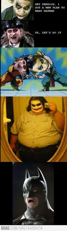 BATMAN: What the f**k did I just see?