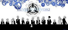 All Characters In Devil Survivor 2