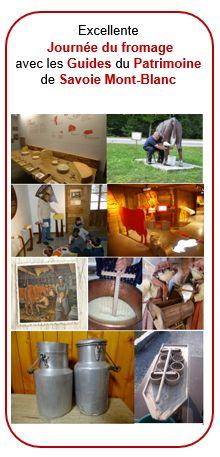 La Journée du fromage c'est toute l'année avec les Guides du Patrimoine de Savoie Mont-Blanc ! Des visites dégustations, des démonstrations, rencontres avec producteurs... A la découverte des terroirs de Savoie et Haute-Savoie. Guide, Canning, Mont Blanc, Cheese, Fine Dining, Home Canning, Conservation