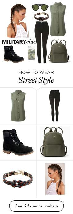 """""""Sin título #402"""" by maria-milagro-malik on Polyvore featuring Equipment, Tom Ford, Topshop, Timberland, MIANSAI, Kate Spade and Casetify"""