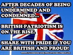 Share if your proud of Britain