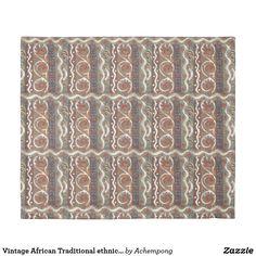 ヴィンテージのアフリカの伝統的な民族のデザイン色   #beautiful #amazing stuff gift products sold on Zazzle #Hakuna #Matata