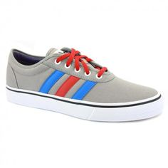 84b71189cf4c Adidas Adi Ease Low St Mens Trainers Grey Blue