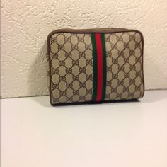Selling this Gucci Accessory Collection Clutch Purse Handbag in my Poshmark closet! My username is: deepeevintage. #shopmycloset #poshmark #fashion #shopping #style #forsale #Gucci #Handbags