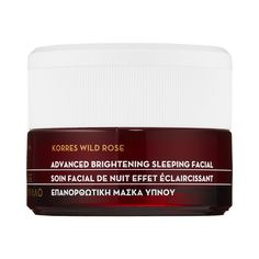 Wild Rose + Vitamin C Advanced Brightening Sleeping Facial - Korres | Sephora *NEED THIS*