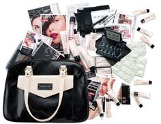 Your start up kit is full of wonderful products that will help you take the first step to starting building your Mary Kay Buisness!!  Visit www.marykay.com/mtew2