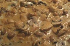Autumn Chicken Gulash In Senf Honey Sauce - Eten en drinken - Crockpot Pureed Food Recipes, Pasta Recipes, Chicken Recipes, Dinner Recipes, Cooking Recipes, Vegetarian Recepies, One Dish Dinners, How To Cook Chicken, No Cook Meals