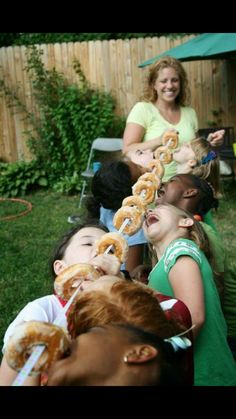 Idée d'activité pour les anniversaires des enfants