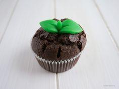 Frühlingshafte Schoko-Muffins | Suessgemacht