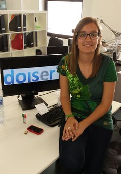 Hoy se une a nuestro equipo Mónica Rebordosa, que realizará tareas de Atención al Cliente y Gestión de Usuarios. ¡Bienvenida! : )