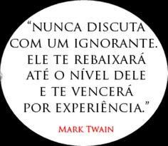 #MarkTwain