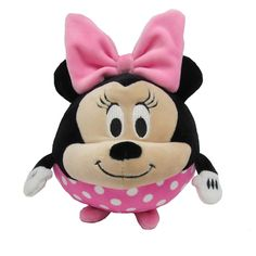 Months Disney Sensory Plush Baby Minnie With Adorable Features Perfect For 12