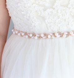This item is unavailable Bridesmaid Belt, Wedding Sash Belt, Wedding Belts, Bridesmaids, Bridal Dresses, Flower Girl Dresses, Hijab Evening Dress, Kebaya Dress, Pakistani Formal Dresses