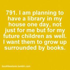 I've always had this dream :)