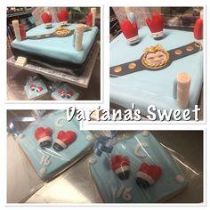 Cakes Boxeo