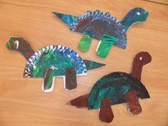 www.jufjanneke.nl | Tijd van dinosaurussen