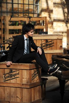Jamie Cullum for San Miguel