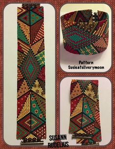 Image result for peyote stitch