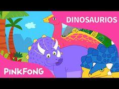¿Quien Soy Yo? | Dinosaurios | PINKFONG Canciones Infantiles - YouTube