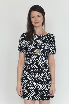 Mesa - Seamwork - sewing pattern for an elegant dress