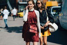 Copenhagen Street Style Fashion Week