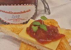 (2) Paradicsomlekvár | TraRita receptje - Cookpad receptek Cheesecake, Pudding, Food, Nap, Cheesecakes, Custard Pudding, Essen, Puddings, Meals
