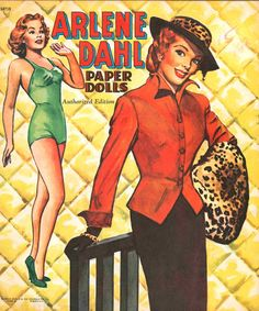 Arlene Dahl 1953 - Bobe Green - Picasa Web Albums