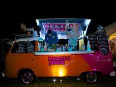 The Beetle Bar - Mobile Juice & Cocktail Bar | Surrey | UK