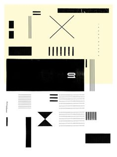 Mies van der Rohe poster set designed by Mike McQuade #graphicdesign #surfacedesign