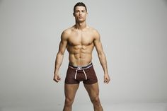 Cristiano Ronaldo - CR7 underwear raw images
