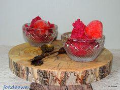 Moje Małe Czarowanie: Deser buraczano - truskawkowy
