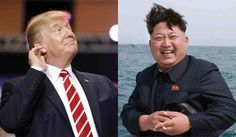 """""""We let them terrorize the entire world as the two of them see who can make the biggest arc with their souped-up nuclear missiles posing as penis proxies for their egos."""""""