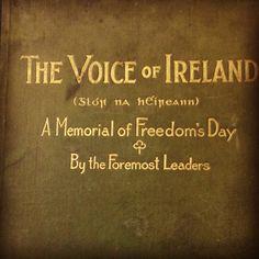 1912 Irish book
