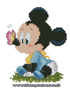 ant+baby+topolino+con+farfalla.jpg (371×493)