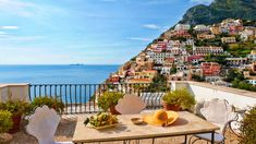 Elegant Hotel in Positano on the Amalfi Coast | Rooms and apartments with terrace with Sea View