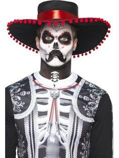 Calavera Hombre Maquillaje Buscar Con Google Household Hints In - Maquillaje-zombie-hombre
