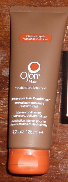 ojon restorative hair conditioner