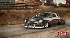 """Lucky Deluxe"" 1950 Chevy - more photos at link"