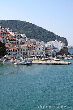 Skopelos Island, Greek Sporades  © Georgios Madarakis